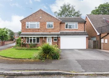 Thumbnail 4 bed detached house for sale in Thurman Drive, Cotgrave, Nottingham