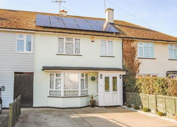 Thumbnail 3 bed terraced house for sale in Hurst Way, Leigh-On-Sea