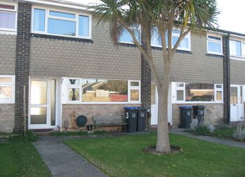 Thumbnail 3 bed terraced house to rent in Galsworthy Road, Goring-By-Sea, Worthing