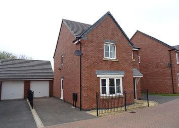 Thumbnail 3 bedroom detached house for sale in Jackson Road, Bagworth, Coalville