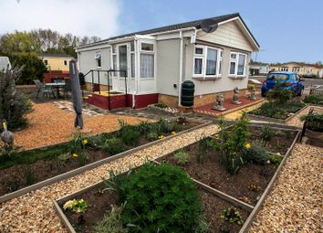 Thumbnail 2 bed mobile/park home for sale in Keys Park, Parnwell Way, Peterborough