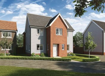 Thumbnail 4 bed detached house for sale in Landermere Road, Thorpe Le Soken