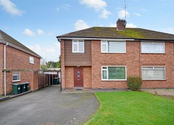 Thumbnail 3 bedroom semi-detached house for sale in Frobisher Road, Styvechale, Coventry