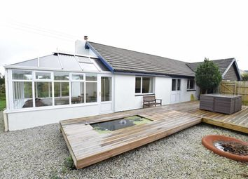 Thumbnail 3 bed detached bungalow for sale in Marshgate, Camelford