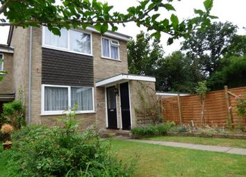 Thumbnail 3 bed end terrace house for sale in Wood Lodge, Calmore