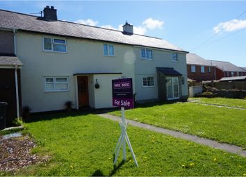 Thumbnail 3 bed terraced house for sale in Pencraig, Llangefni
