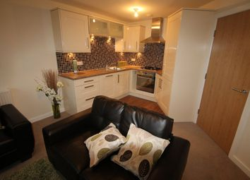 Thumbnail 2 bedroom flat to rent in Crossland Drive, Sheffield