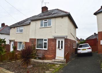 Thumbnail 2 bed semi-detached house for sale in Masters Crescent, Prudhoe