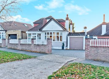 Thumbnail 4 bed detached bungalow for sale in Grand Avenue, Berrylands, Surbiton