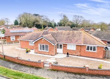 Thumbnail 3 bed detached bungalow for sale in Linden Drive, Burgh Le Marsh, Skegness