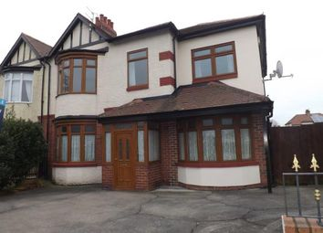 Thumbnail 5 bed semi-detached house for sale in King George Road, South Shields, Tyne And Wear