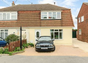 Thumbnail 3 bed semi-detached house for sale in Falmouth Road, Chelmsford, Essex