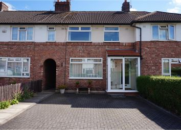Thumbnail 3 bed terraced house for sale in Lindfield Estate South, Wilmslow