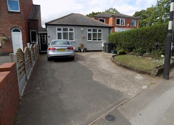 Thumbnail 3 bed bungalow for sale in Church Road, Perry Barr, Birmingham