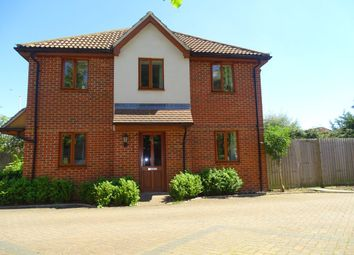 Thumbnail 5 bed detached house to rent in John North Close, High Wycombe
