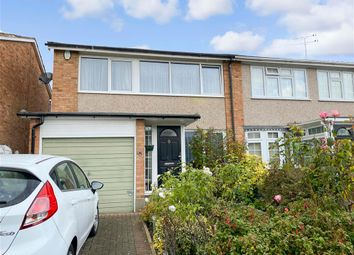 3 bed semi-detached house for sale in Caernarvon Close, Hornchurch, Essex RM11
