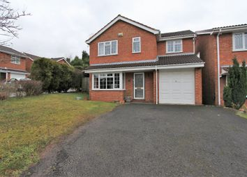 Thumbnail 4 bed detached house for sale in Lowdham, Wilnecote, Tamworth