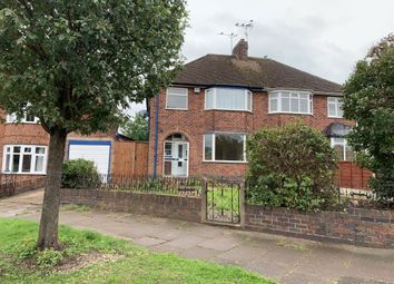 Thumbnail 3 bed property to rent in Lindfield Road, Western Park, Leicester