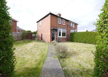 Thumbnail 2 bed semi-detached house to rent in Cross Avenue, Wallsend