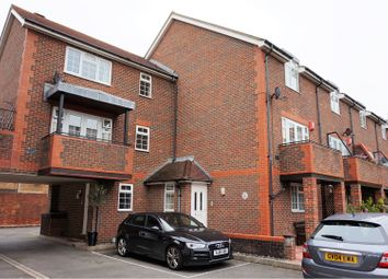 Thumbnail 2 bed end terrace house for sale in Crown Close, Hove