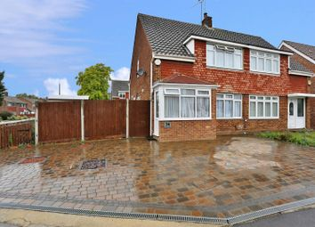 Thumbnail 3 bed semi-detached house for sale in Wessex Drive, Erith