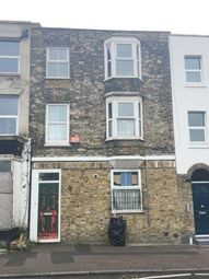 Thumbnail 1 bed flat for sale in Flat 1, 20 Northdown Road, Margate, Kent