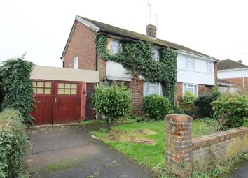 Thumbnail 3 bed property for sale in Malone Road, Woodley, Reading