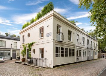 Thumbnail 3 bed mews house for sale in Logan Mews, London