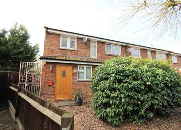 Thumbnail 3 bed terraced house for sale in Adkins Road, Waltham St Lawrence