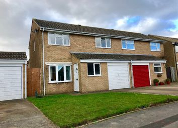 Thumbnail 3 bed semi-detached house for sale in Ridge Close, Portishead, Bristol