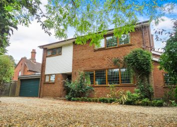 Thumbnail 5 bed detached house for sale in Hitchin Road, Clifton, Shefford