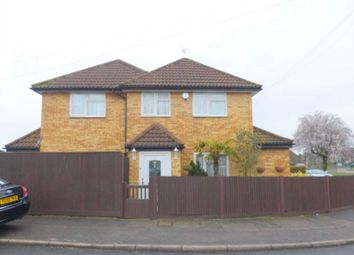 6 bed end terrace house for sale in Stevenage Crescent, Borehamwood WD6