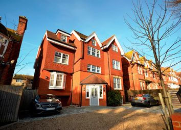 Thumbnail 3 bed flat for sale in Milnthorpe Road, Eastbourne