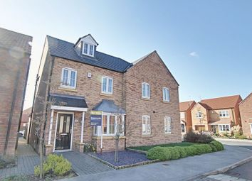 Thumbnail 3 bed semi-detached house for sale in Bowland Way, Kingswood, Hull