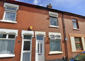 Thumbnail 2 bed terraced house to rent in Albany Road, Hartshill, Stoke-On-Trent