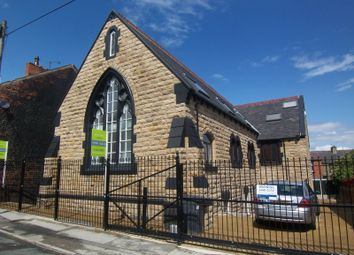 Thumbnail 2 bed town house to rent in The Old Chapel, Parker Street, Barnsley, South Yorkshire