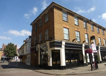 Thumbnail 2 bedroom flat to rent in Market Place, Hertford
