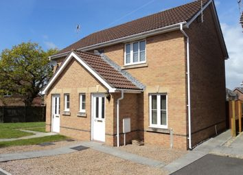 Thumbnail 2 bed semi-detached house to rent in Chestnut Bush, Broadlands Bridgend