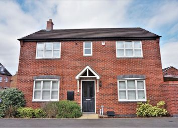 Thumbnail 4 bed detached house for sale in The Carabiniers, Coventry