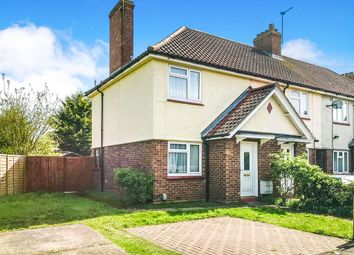 Thumbnail 2 bed semi-detached house for sale in Henry Road, Ipswich