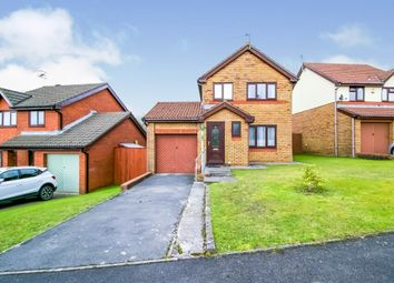 Thumbnail 3 bed detached house for sale in Heol Cambrensis, Pyle, Bridgend