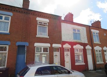 Thumbnail 3 bed terraced house for sale in Acorn Street, Belgrave, Leicester