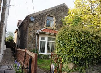 Thumbnail 3 bed semi-detached house for sale in Libanus Road, Gorseinon