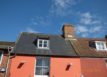 Thumbnail 1 bed flat to rent in Smallgate, Beccles