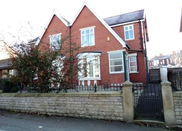 Thumbnail 3 bed semi-detached house to rent in Infirmary Road, Blackburn
