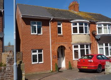Thumbnail 4 bedroom semi-detached house to rent in Markham Avenue, Weymouth