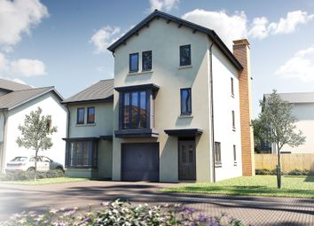 "Thumbnail 4 bed semi-detached house for sale in ""The Brunton"" at Prestbury Road, Prestbury, Cheltenham"