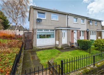 Thumbnail 2 bed end terrace house for sale in Liddell Street, Glasgow