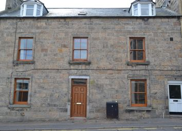 Thumbnail 2 bed town house for sale in 3A Cumming Street, Forres