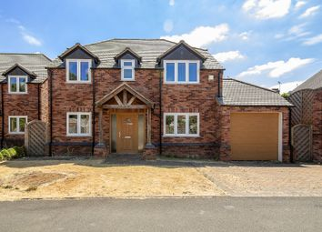 Thumbnail 4 bed detached house for sale in Evesham Road, Redditch